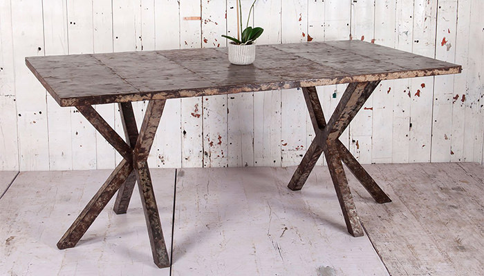 Cotswold Grey Dining Tables at Redbrick