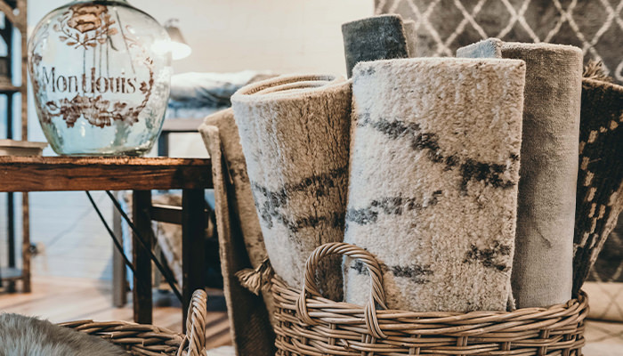 Cotswold Grey Rugs at Redbrick