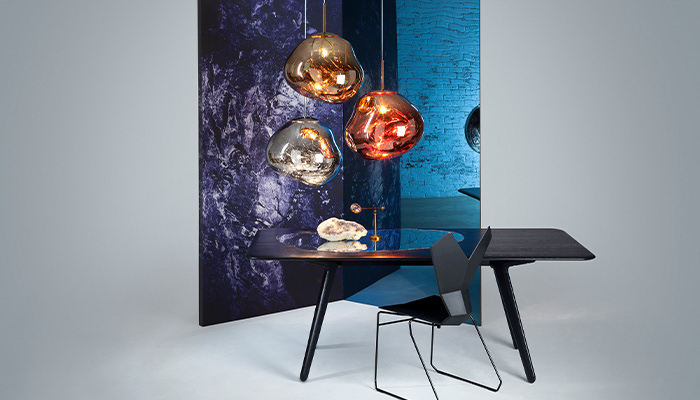 Tom Dixon at Heals, Redbrick